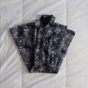High Neck Lace Dress (S)